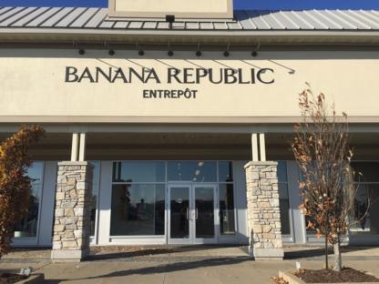 Banana Republic Outlet - Magasins de vêtements pour femmes - 450-689-4529
