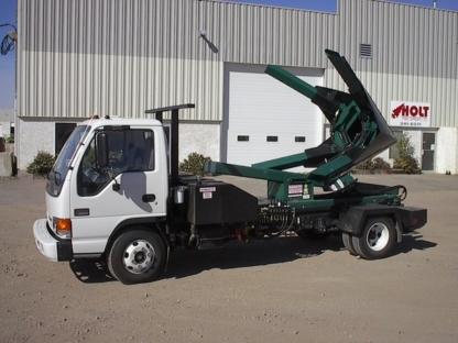 Holt Tree Spades - Tree Service - 780-915-2604