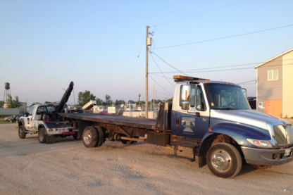 FCA Towing - Vehicle Towing - 204-801-9686