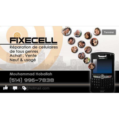 Fix Cell - Wireless & Cell Phone Accessories