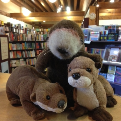 Otter Books Inc - Book Stores