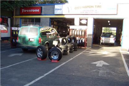 Ossington Tire Corp - Auto Repair Garages