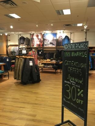 Eddie Bauer - Sportswear Stores