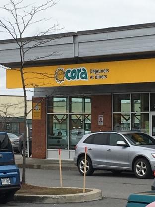 Chez Cora - Restaurants de déjeuners - 514-426-6672