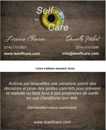 Le SelfCare - Health Food Stores - 514-616-0586