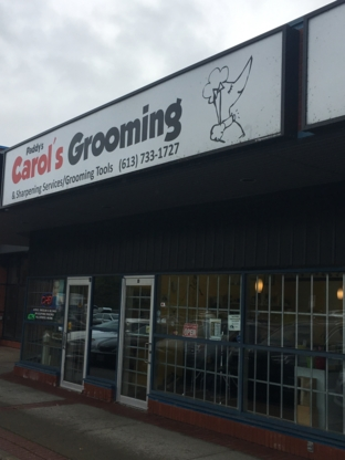 Carol's Grooming Services - Sharpening Service