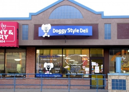 Doggy Style Deli - Pet Food & Supply Stores - 780-756-2477