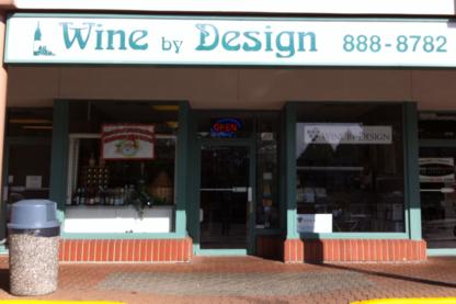 Wine By Design - Wine Making & Beer Brewing Equipment - 604-888-8782