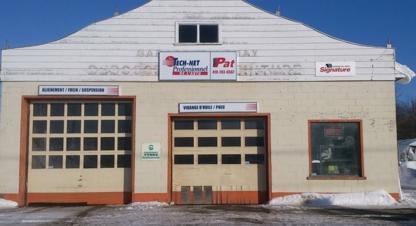 Pneu Pat - Auto Repair Garages - 418-796-2911
