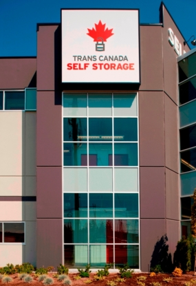 Trans Canada Self Storage - Fibre & Corrugated Boxes - 604-607-0550