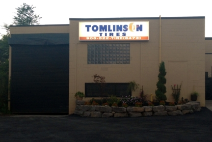 Tomlinson Tires Inc - Tire Retailers - 905-522-8473