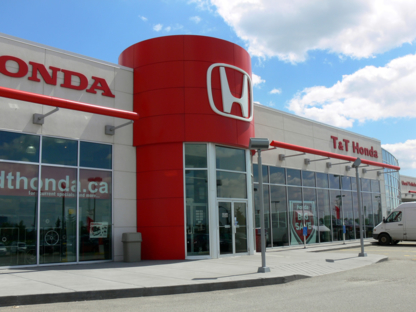 T&T Honda - New Car Dealers