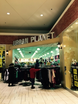 Urban Planet - Clothing Stores - 403-204-7696
