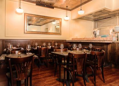 St. Martha's Brasserie d'Orleans - Restaurants