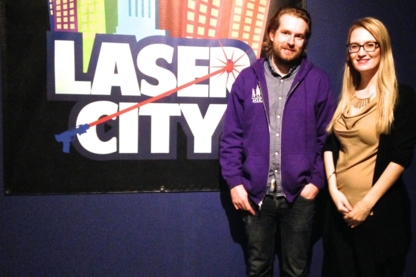Laser City Laser Tag - Family Entertainment - 780-800-4920