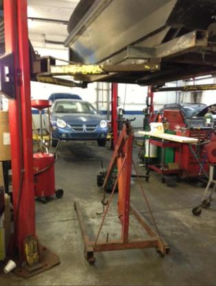 7110898 Canada Inc - Garages de réparation d'auto - 514-364-6300