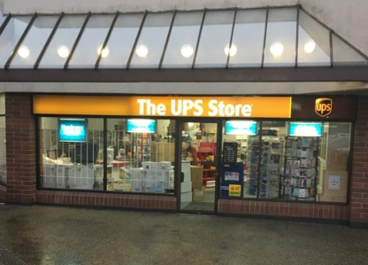 The UPS Store - Courier Service - 604-945-3650