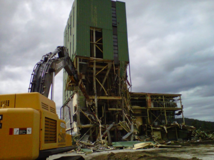 All West Demolition - Entrepreneurs en démolition