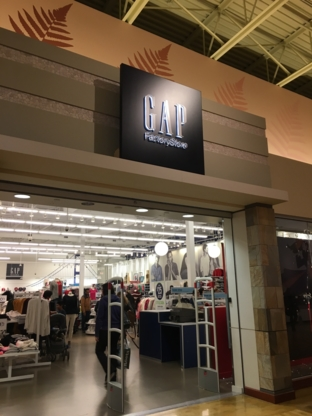Gap Outlet - Clothing Stores - 403-274-0477