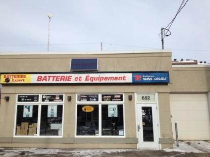 Batterie Expert - Détaillants de batteries