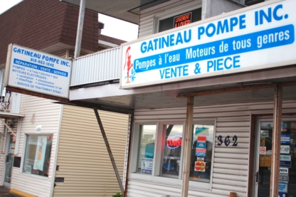 Gatineau Pompe Inc - Pump Repair & Installation
