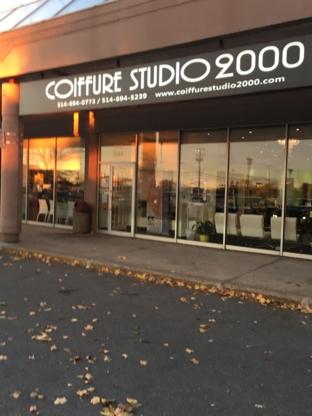 Coiffure Studio 2000 - Salons de coiffure et de beauté - 514-694-0773