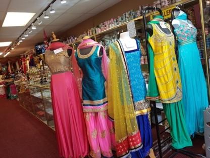 Anokha Fashion Boutiques - Magasins de tissus - 604-502-0033