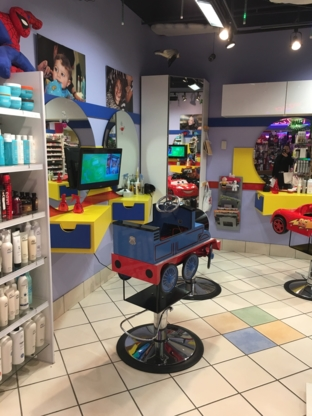 Sparky's Kutz for Kidz - Barbers - 604-945-1973