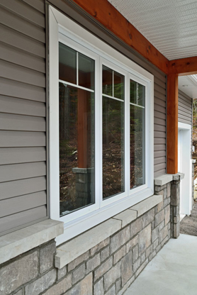Fenestration Des Sommets Inc. - Windows - 450-227-4567