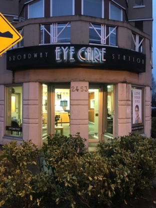 Broadway Station Eye Clinic - Physicians & Surgeons - 604-874-2733