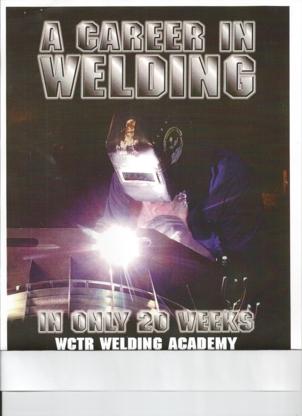 WCTR Ltd-Northern Welding Academy - Post-Secondary Schools - 705-969-0022