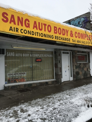 Sang Auto Repair - Car Repair & Service