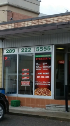 Papas Pizza Oshawa - Italian Restaurants - 289-222-5555