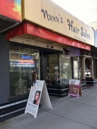Nunu's Hair Salon - Salons de coiffure et de beauté