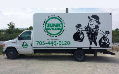 Junk Butlers - Residential Garbage Collection - 705-446-0120