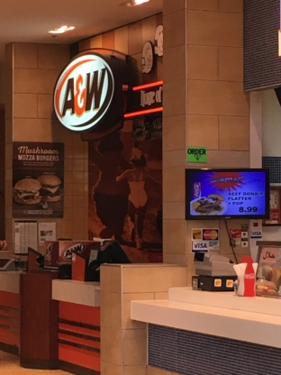 A&W - Restaurants américains - 604-291-0517