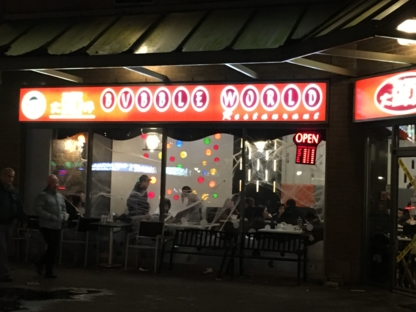 Bubble World Tea House - Restaurants