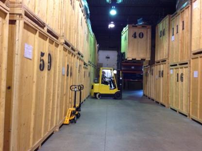 Bronte Movers & Cartage Ltd - Moving Services & Storage Facilities - 905-847-9638