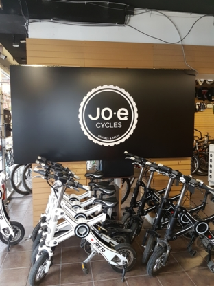 Jo-E Cycles - Bicycle Stores - 604-428-8284
