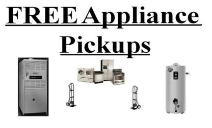 Tyson Scrap Metal and Appliance Pick Up - Scrap Metals