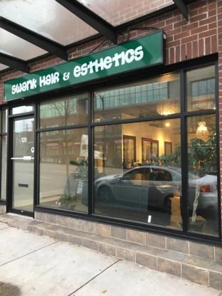Swank Hair & Esthetics - Salons de coiffure et de beauté - 604-559-4798
