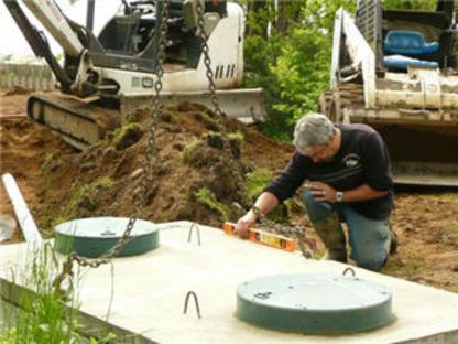 Mr Land Clearing & Septic Ltd - Septic Tank Installation & Repair