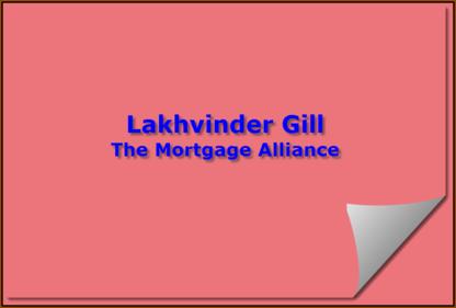 Lakhvinder Gill - Prêts hypothécaires - 604-725-6734
