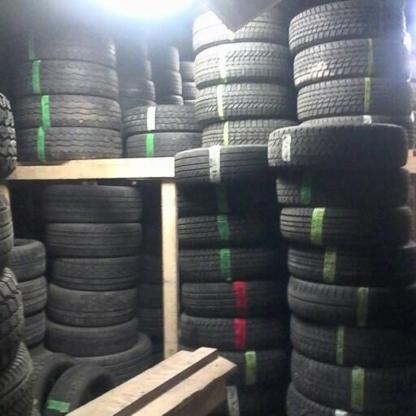 Queen of Tires - Tire Retailers