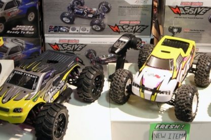 RC World - Model Construction & Hobby Shops - 604-558-4474