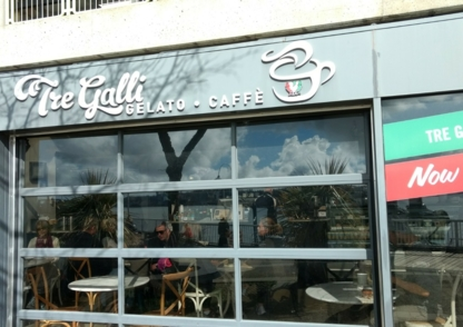 Tre Galli Gelato Café - Ice Cream & Frozen Dessert Stores