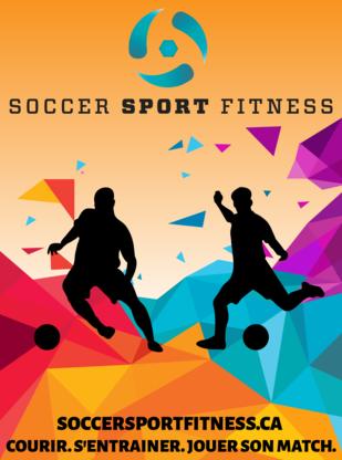 Soccer Sport Fitness - Salles d'entraînement - 418-872-4445