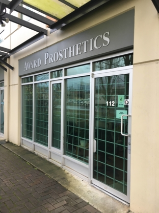 View Award Prosthetics Inc's Richmond profile