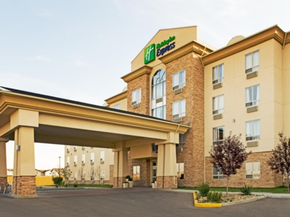 Holiday Inn Express Grande Prairie - Motels