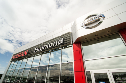 Highland Nissan - New Car Dealers - 902-396-4200